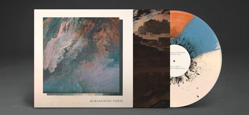 Ben Chisholm Felix Skinner | Burgeoning Verse album