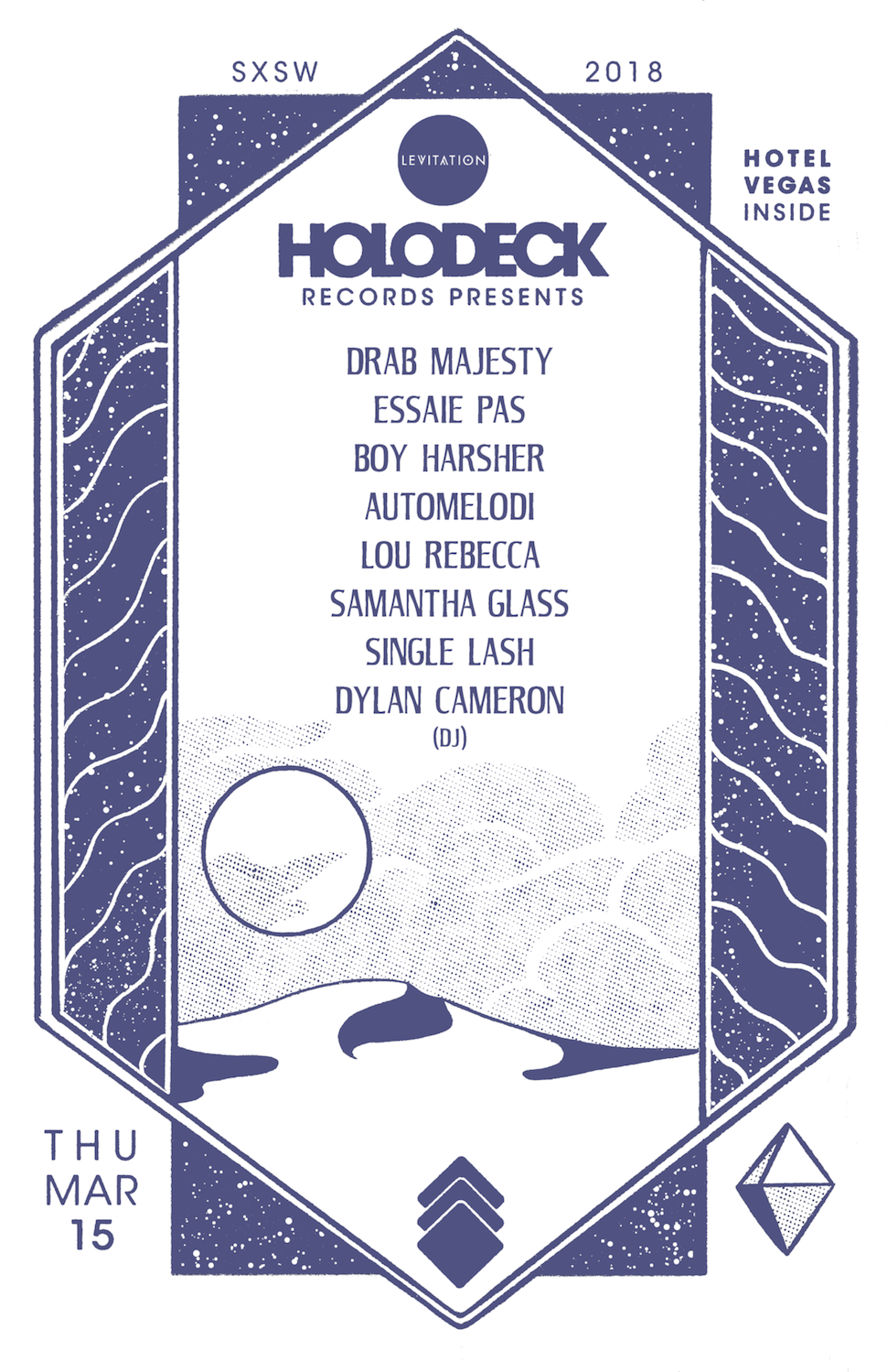 Holodeck Records SXSW