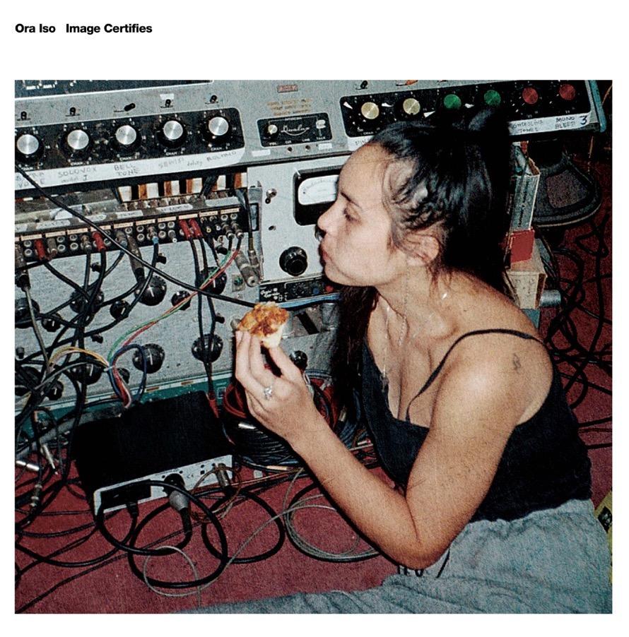 Ora Iso | Image Certifies album cover