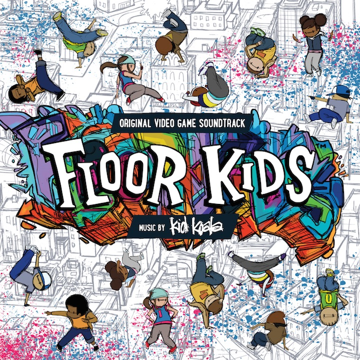 Kid Koala | Floor Kids album cover