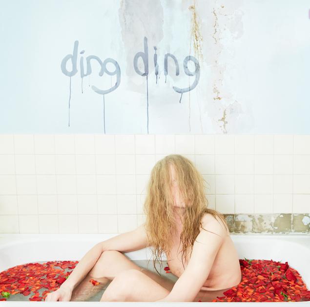 Indridi | ding ding album cover