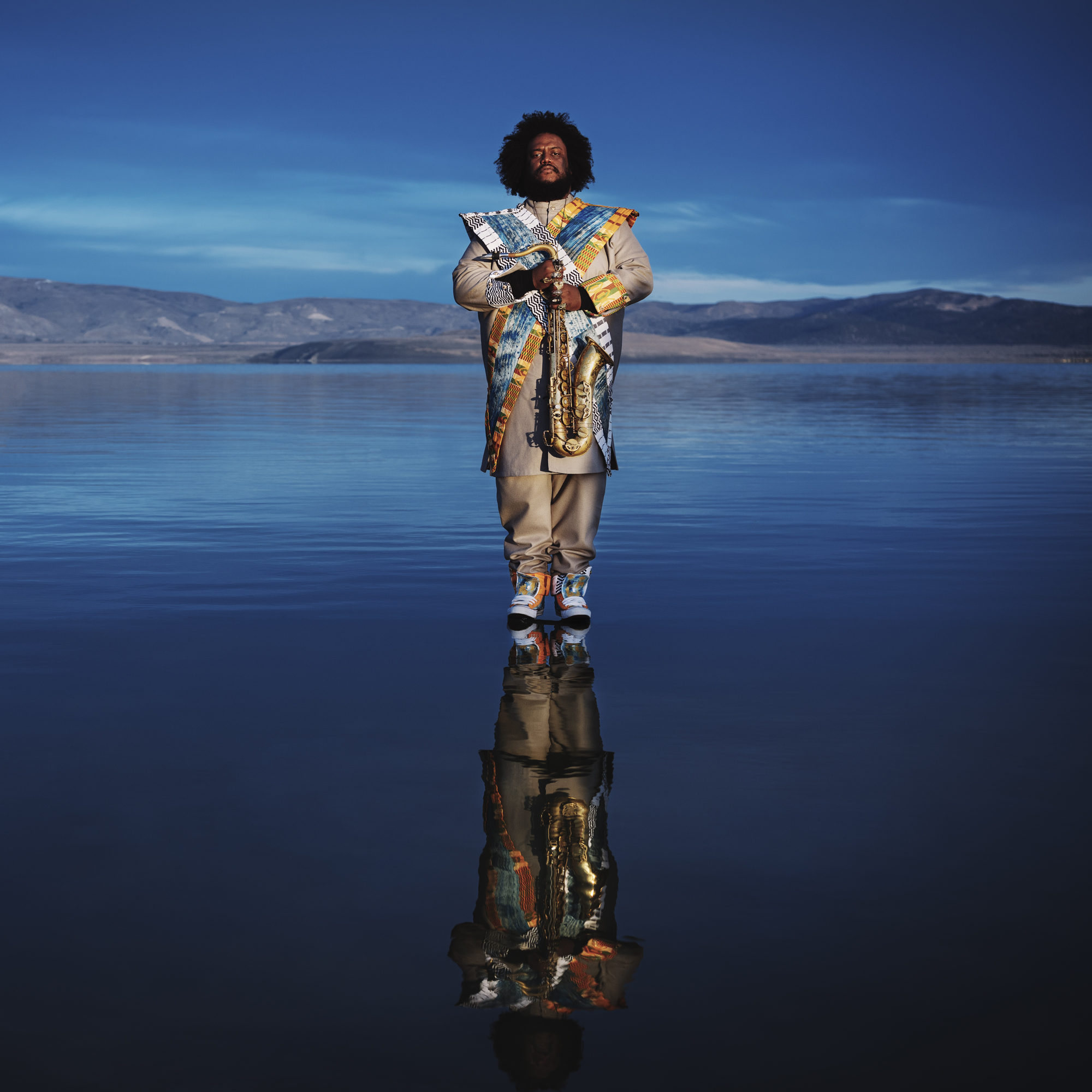 Kamasi Washington | Heaven and Earth album cover