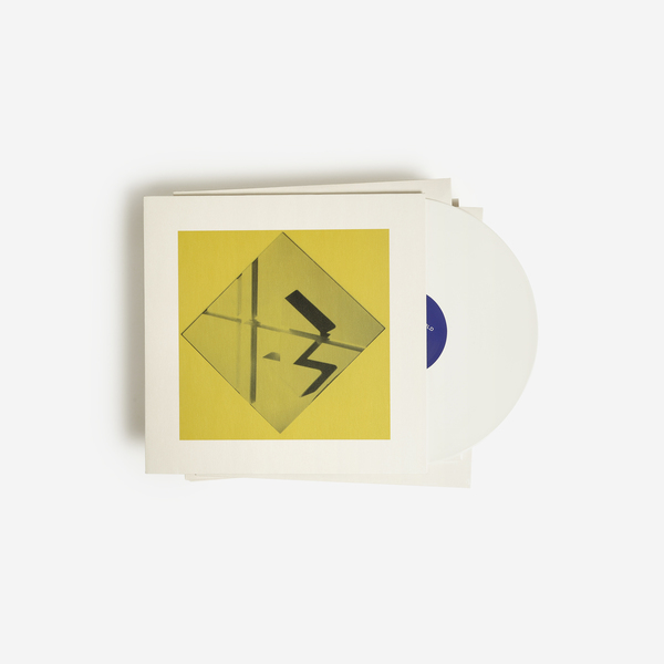Primitive World | White on White vinyl