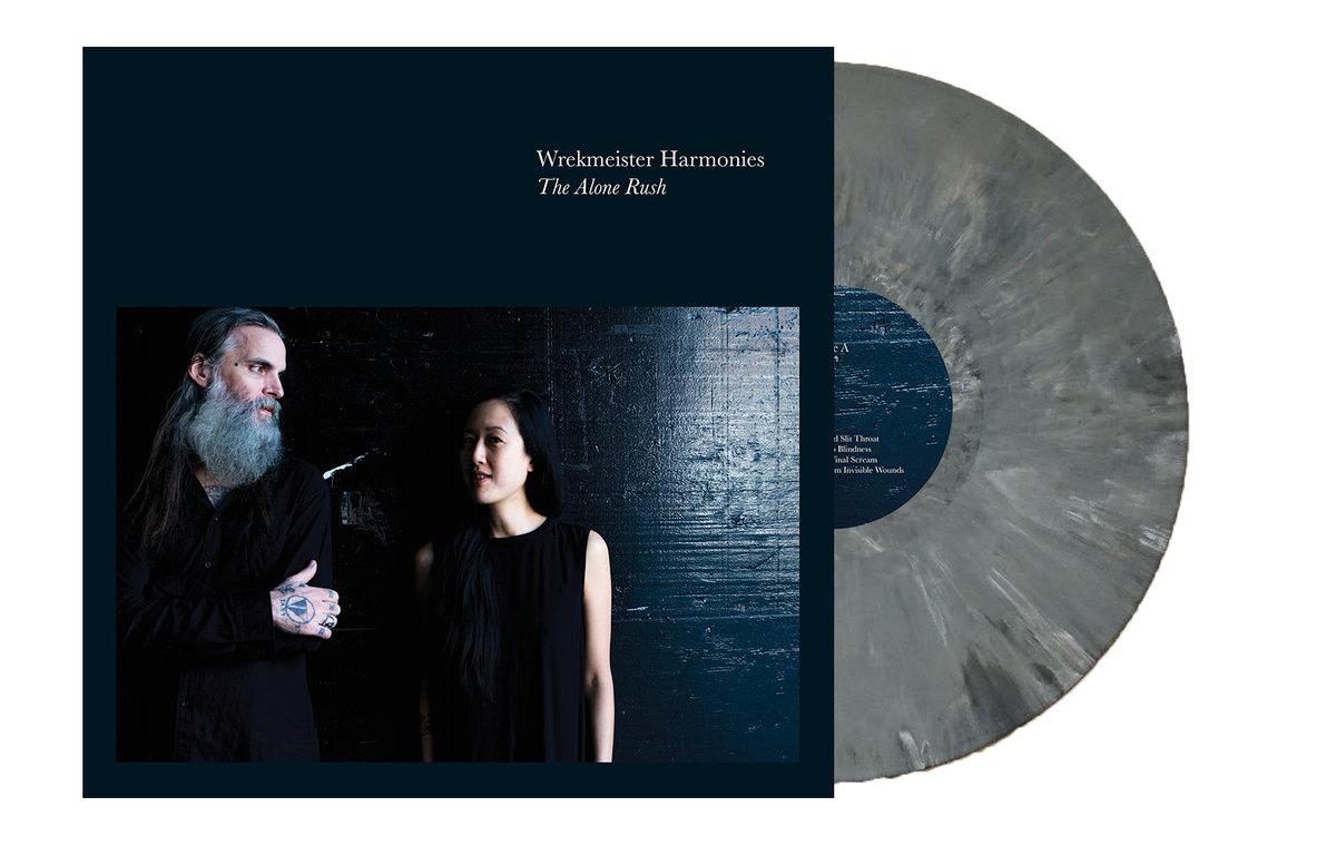 Wrekmeister Harmonies | The Alone Rush vinyl
