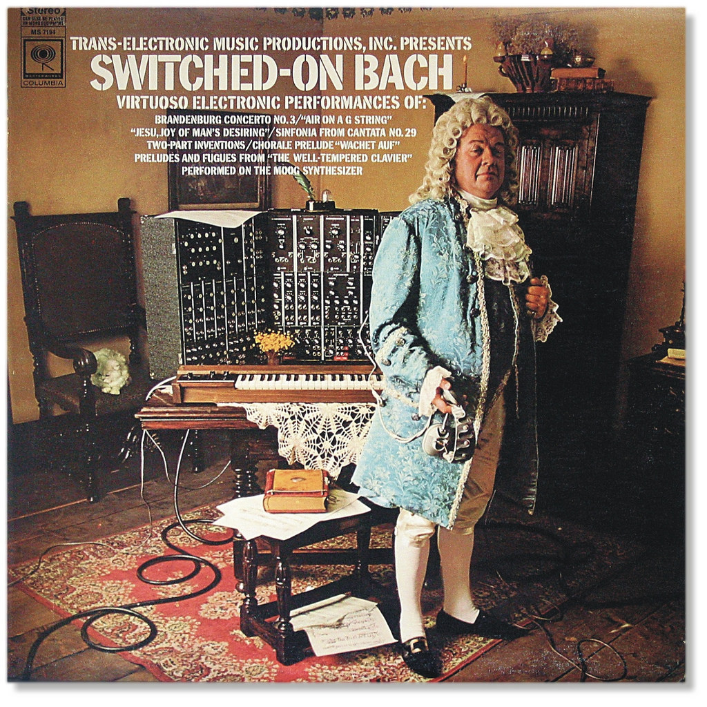 Walter Carlos | Switched-On Bach