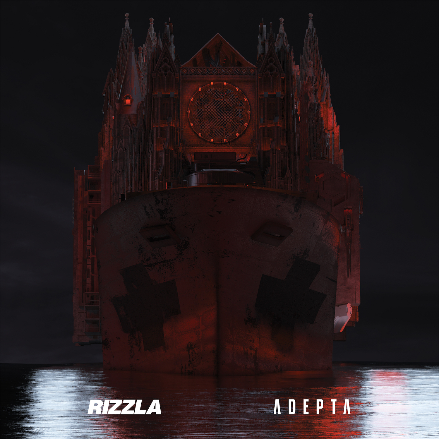 Rizzla | Adepta album cover