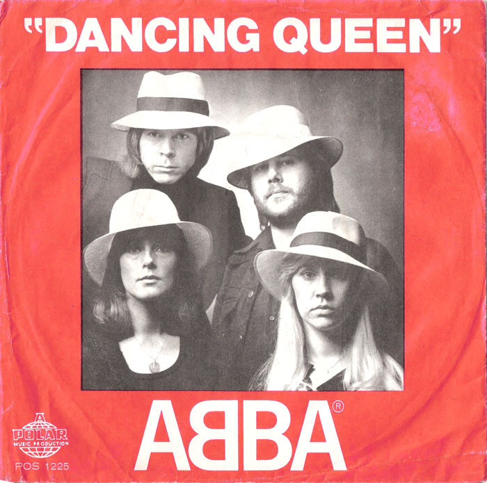 Abba | Dancing Queen single