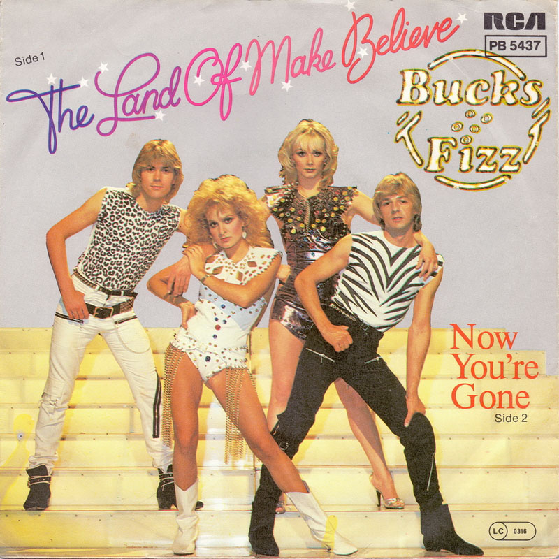 Bucks Fizz | The Land of Make Believe
