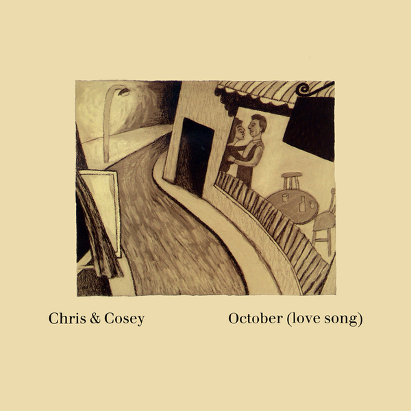 Chris & Cosey | October Love Song vinyl