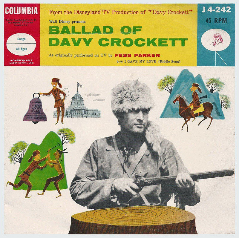 Fess Parker | Ballad of Davy Crockett