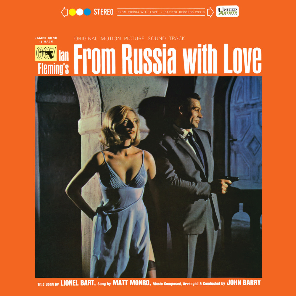 From Russia With Love album cover