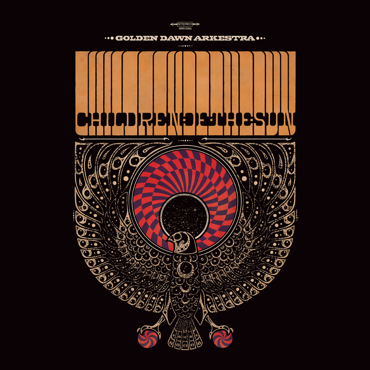 Golden Dawn Arkestra | Children of the Sun album cover