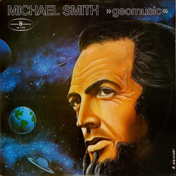 Michael Smith | Geomusic album cover