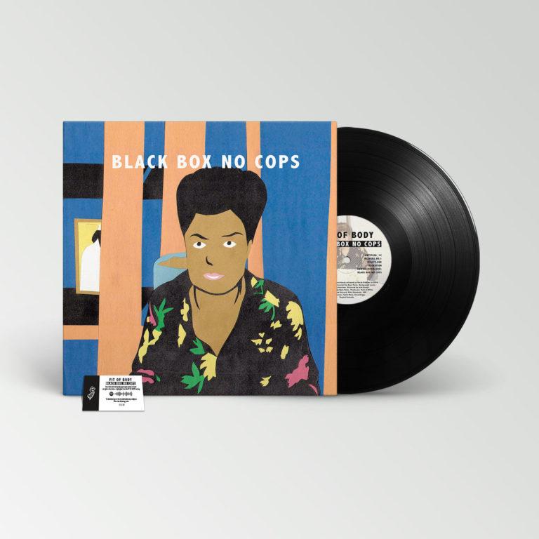 Fit of Body | Black Box No Cops vinyl