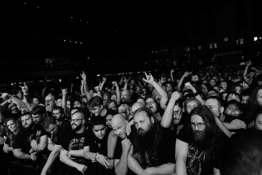 Slayer Minneapolis show