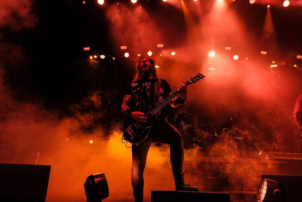 Slayer live in Minneapolis