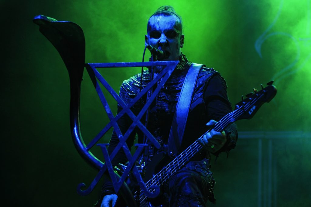 Behemoth live in Minneapolis