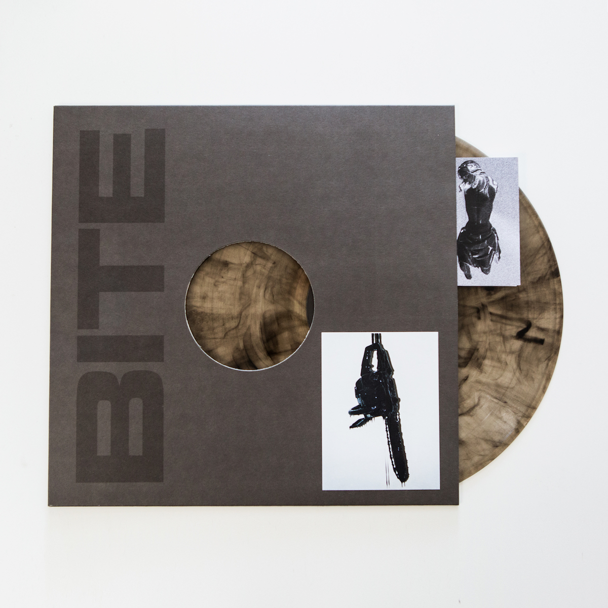 Teste | limited The Box Man vinyl