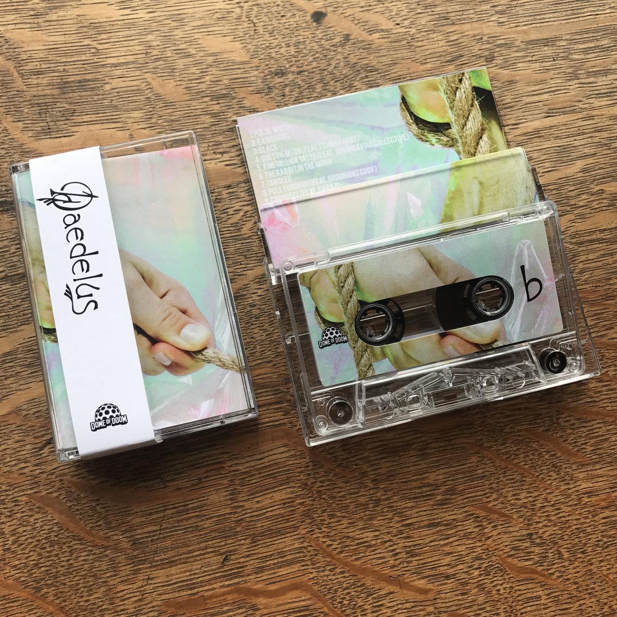 Daedelus   Taut cassette tape