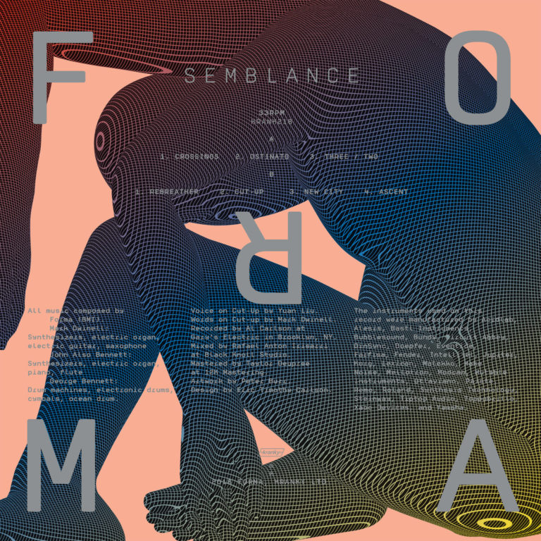 Forma | Semblance cover