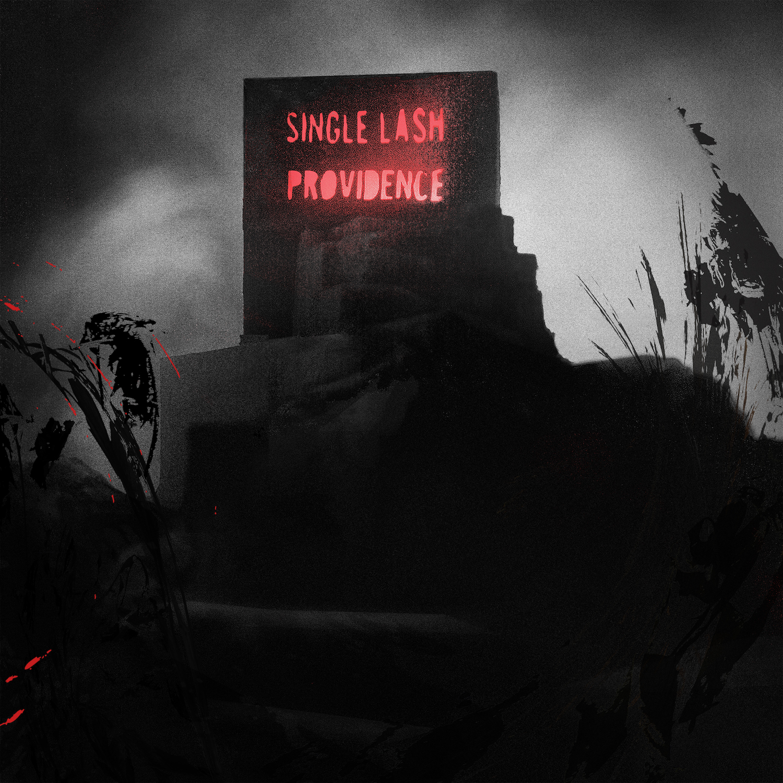 Single Lash   Providence album cover