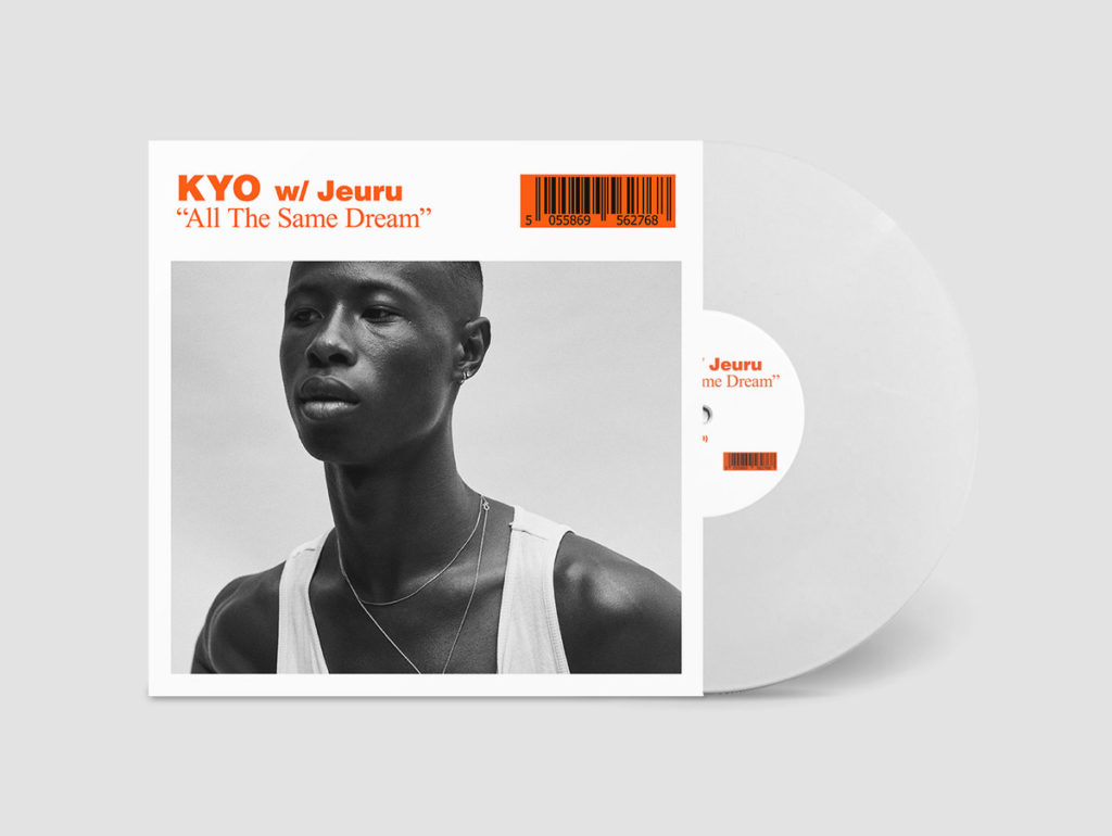 KYO | All the Same Dream vinyl