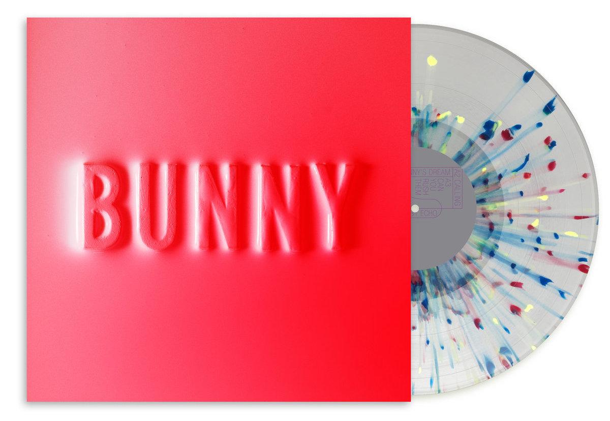 Matthew Dear   Bunny album cover