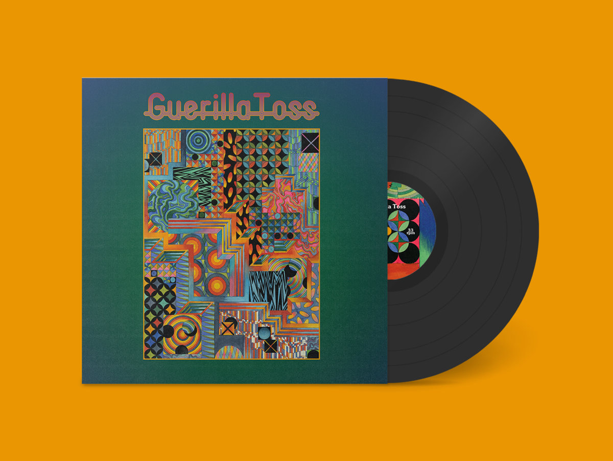 Guerilla Toss | Twisted Crystal vinyl