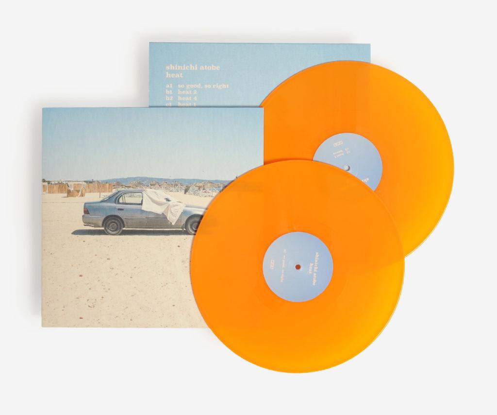Shinichi Atobe | Heat vinyl