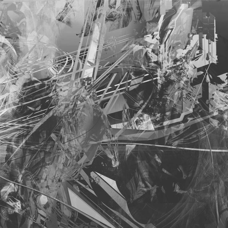Richard Devine | SORT\LAVE cover art