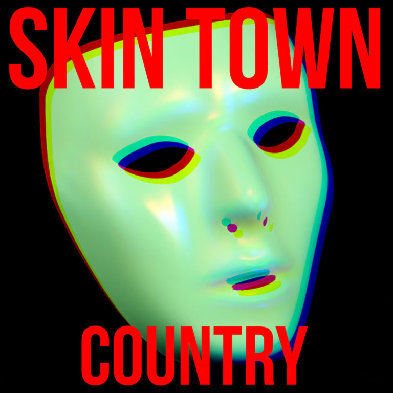 Skin Town | Country album cover