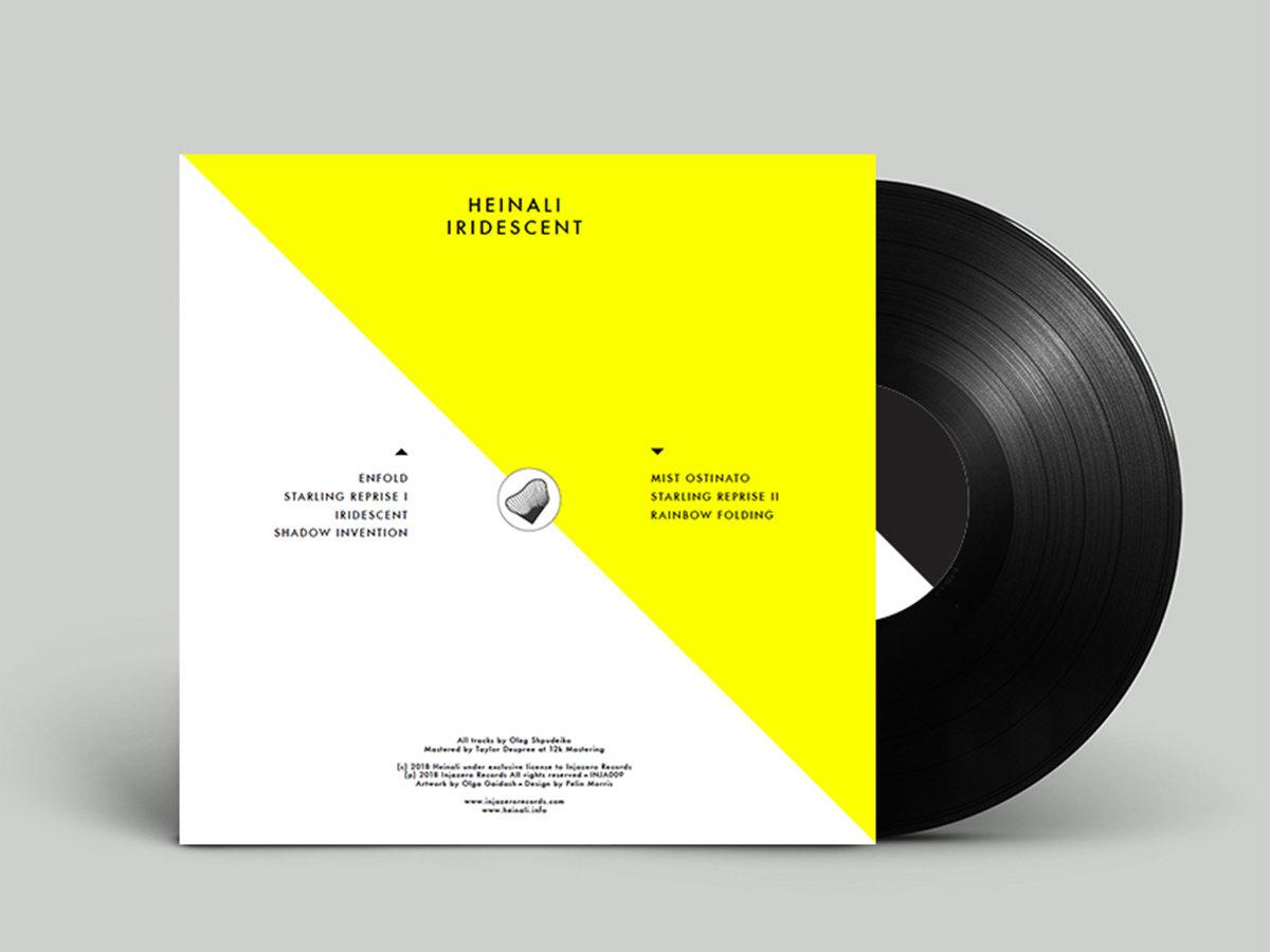 Heinali   Iridescent vinyl