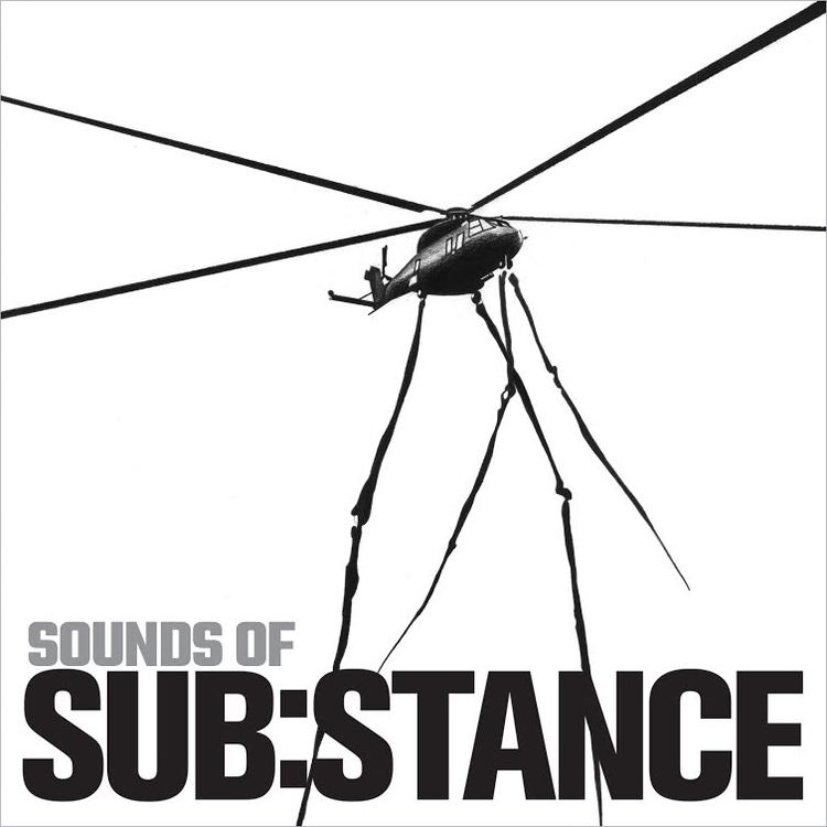 Sounds of SUB:STANCE album cover
