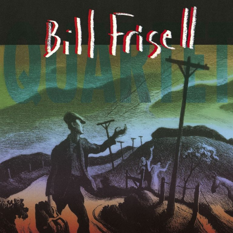 Bill Frisell Quartet album cover