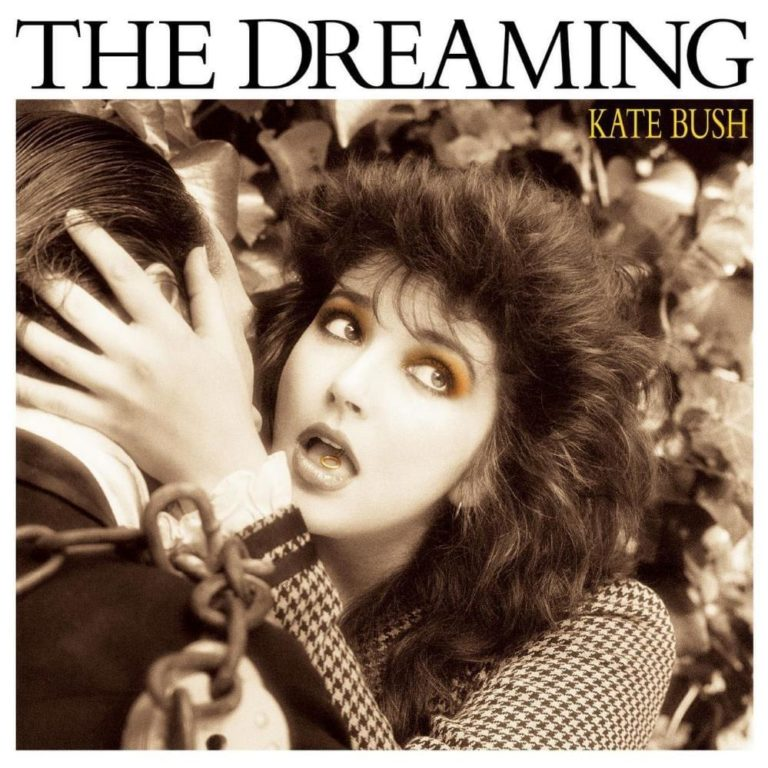 Kate Bush | The Dreaming album cover
