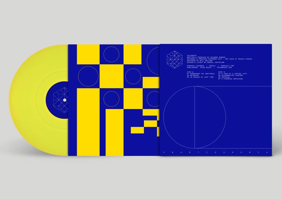 Ricardo Donoso   Calibrate vinyl
