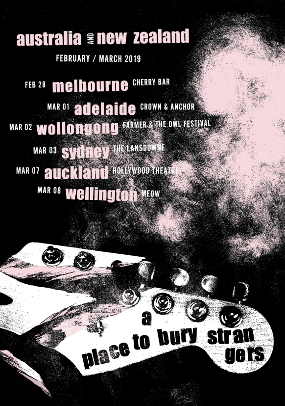 A Place to Bury Strangers tour dates
