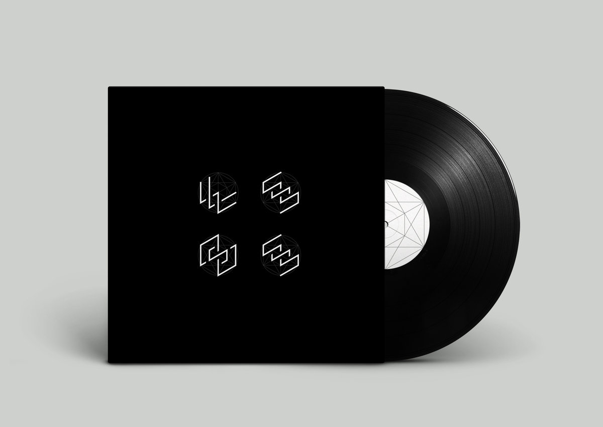 Holes in the Holoverse vinyl