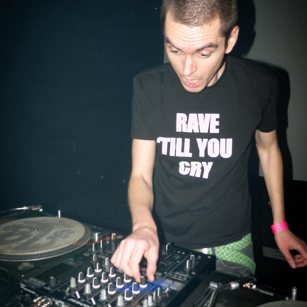 Bogdan Raczynski   Rave Till You Cry