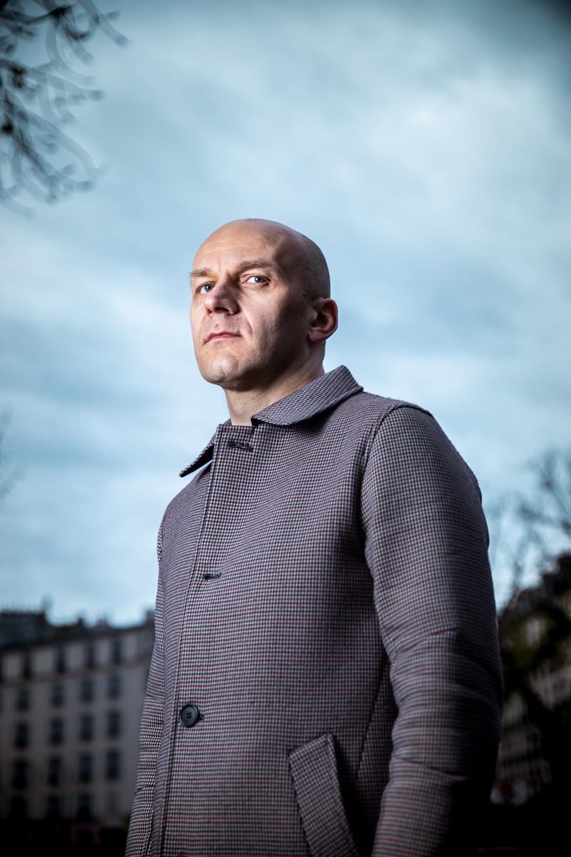 Franck Vigroux