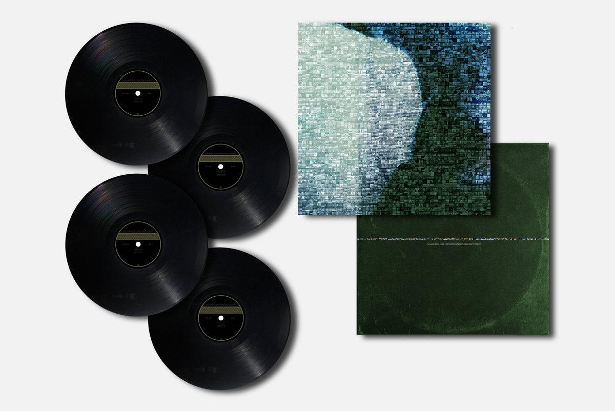 Kyle Bobby Dunn   From Here to Eternity vinyl