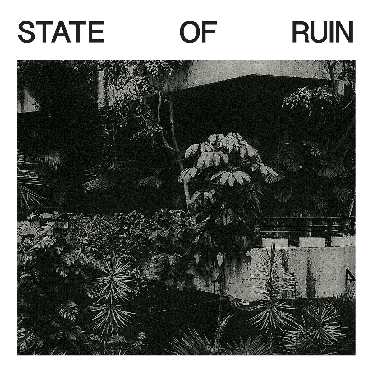 Silk Road Assassins | State of Ruin album cover