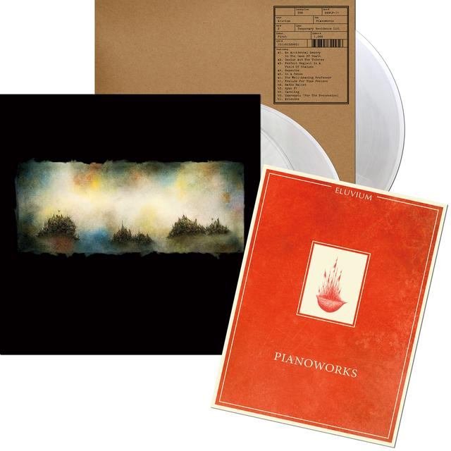 Pianoworks vinyl set