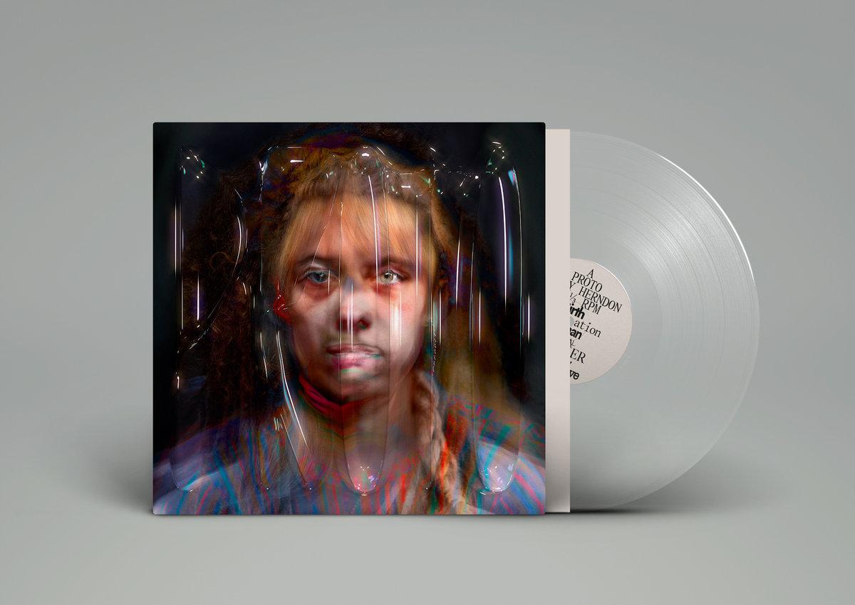 Holly Herndon   Proto vinyl