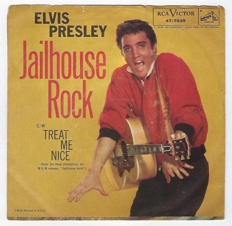 Elvis Presley | Jailhouse Rock