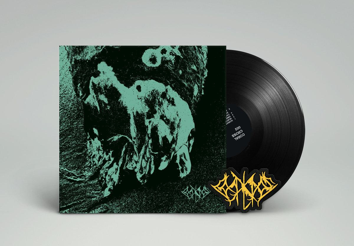 Coral Cross   002 vinyl