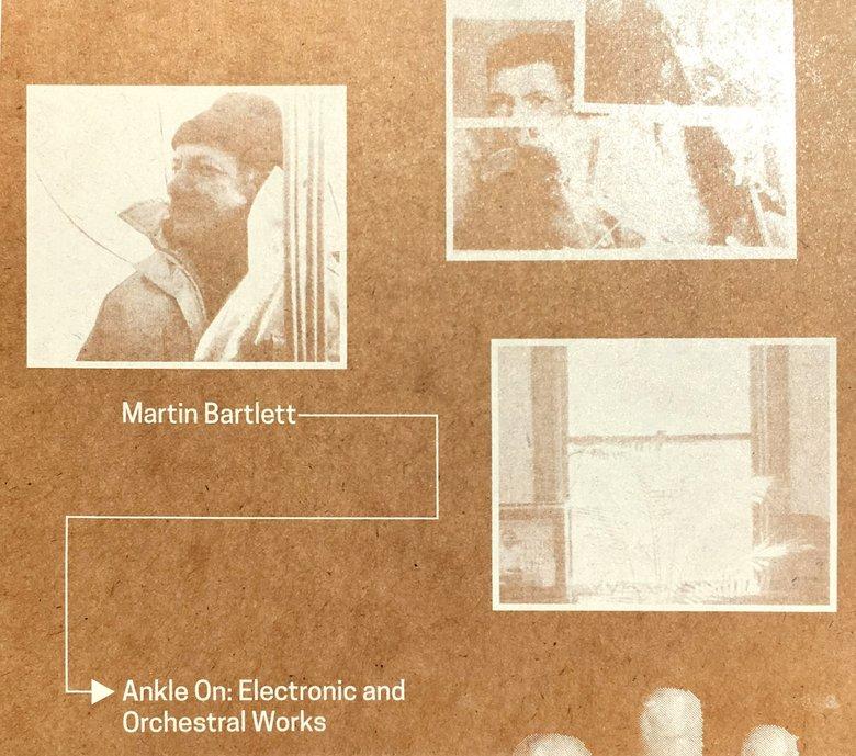 Martin Bartlett | Ankle On