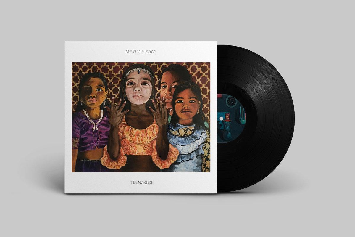 Qasim Naqvi   Teenages vinyl