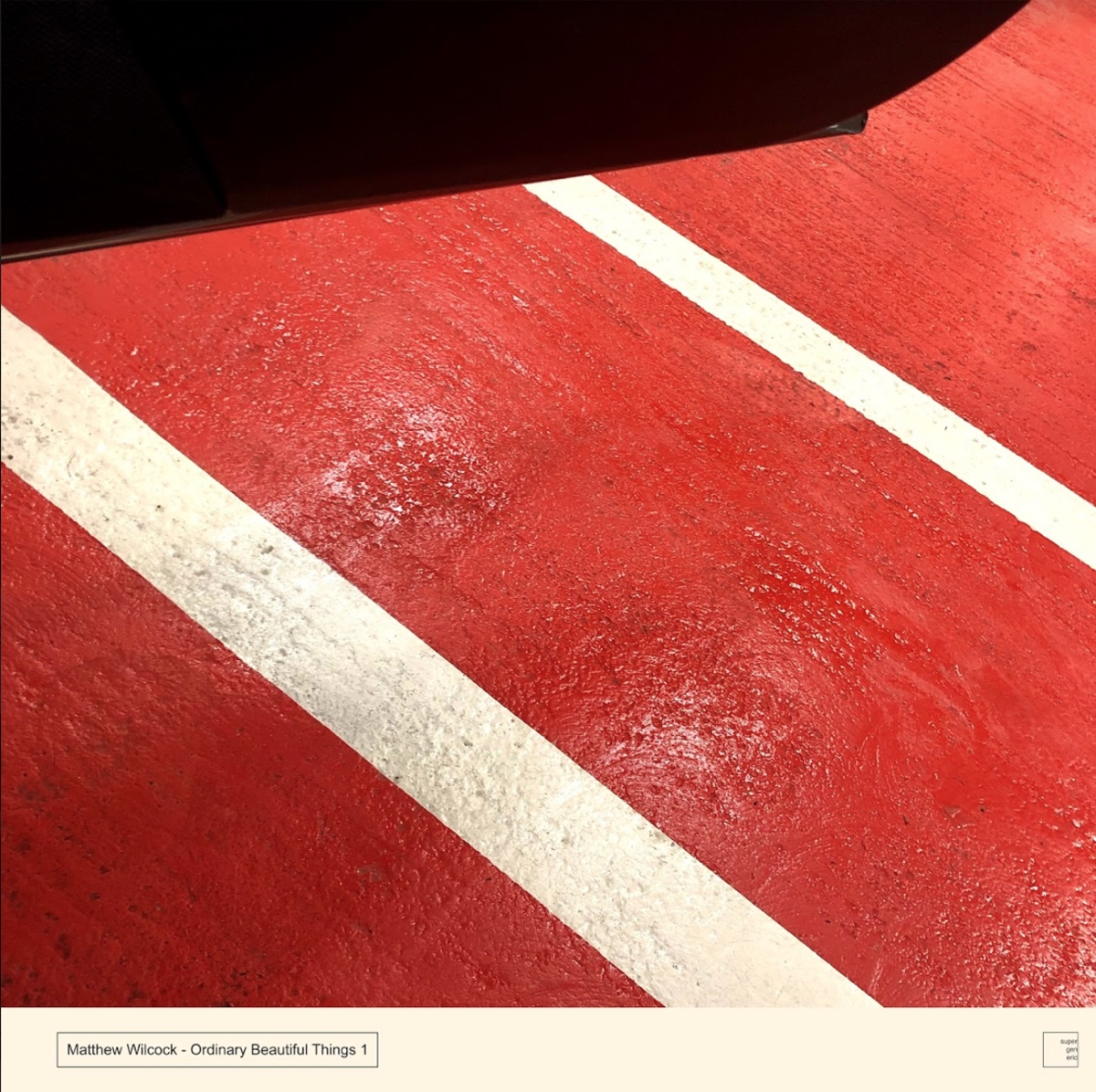 Matthew Wilcock | Ordinary Beautiful Things